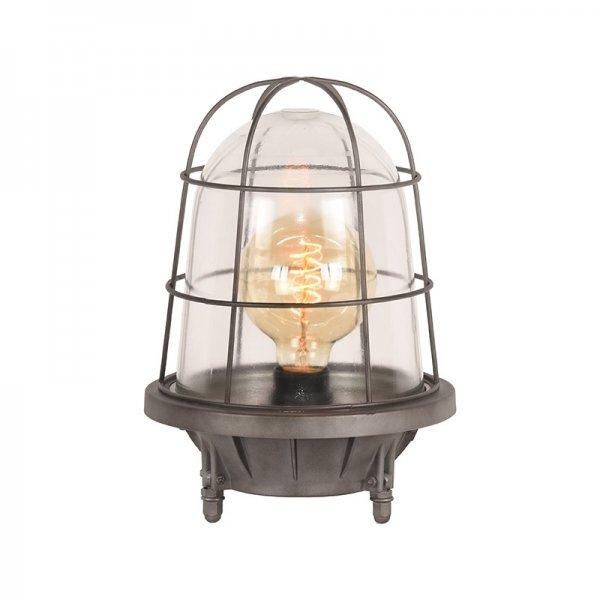 Tafellamp Seal - Grijs