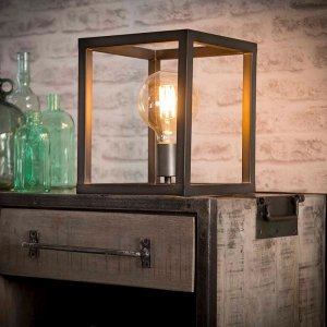 Tafellamp Senne - Grijs
