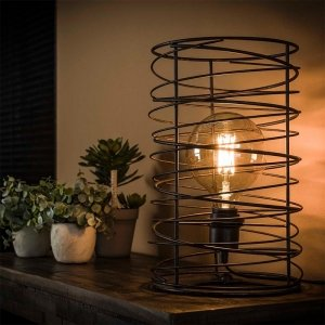 Tafellamp Solveij - Antraciet