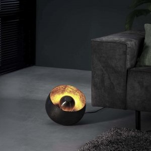 Tafellamp Telve - Small - Zwart