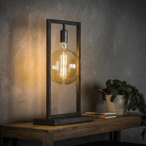 Tafellamp Tieni - Grijs