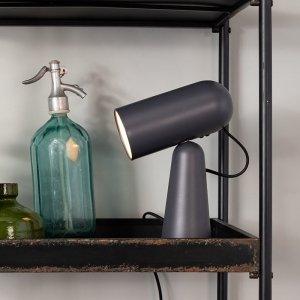 Tafellamp Vesper - Antraciet
