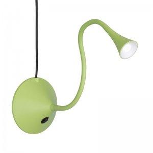 Tafellamp Viper - Kunststof - Groen