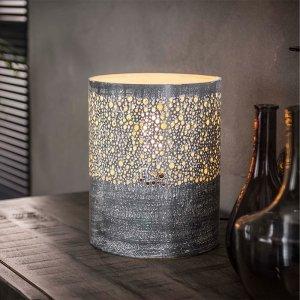 Tafellamp Yasmin - Grijs