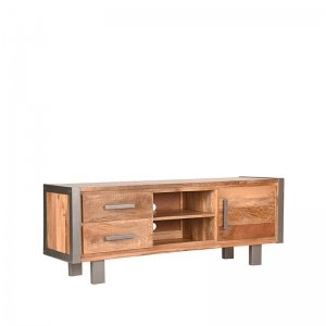 Tv meubel Factory - Bruin