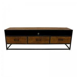 Tv meubel Rogue - 160 cm - Bruin