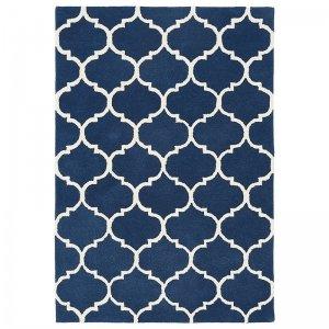 Vloerkleed Albany Ogee - Blauw - 160 x 230