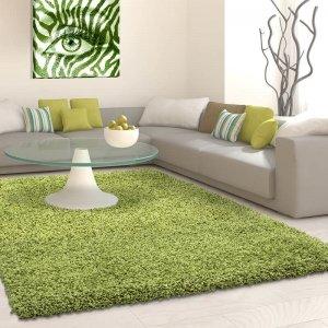 Vloerkleed Antalya Rechthoek - Groen - 160 x 230