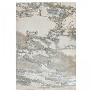 Vloerkleed Aurora - Cloud - Grijs - 160 x 230