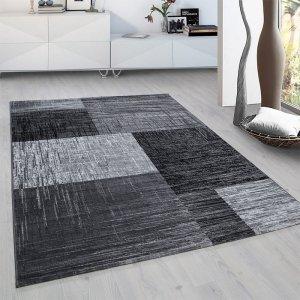 Vloerkleed Blend - Zwart - 200 x 290