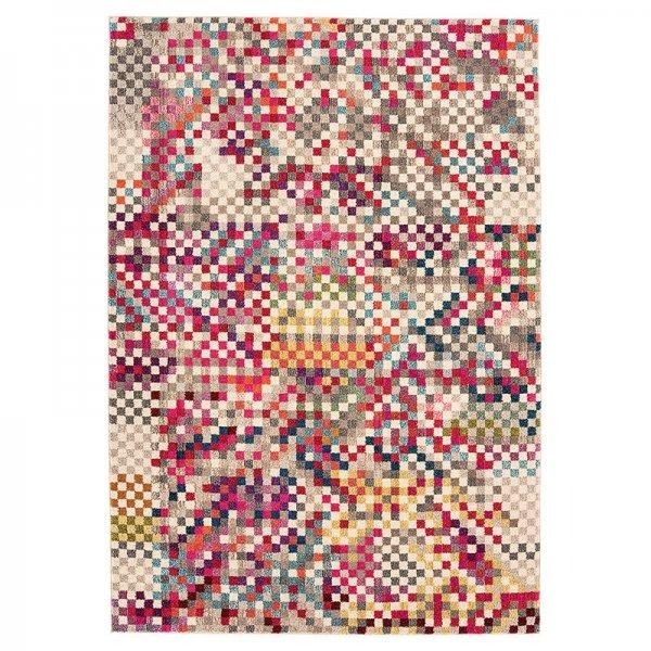 Vloerkleed Colores - Pink - Roze - 200 x 300