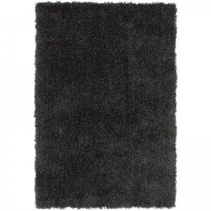 Vloerkleed Diva - Charcoal - Zwart - 200 x 300