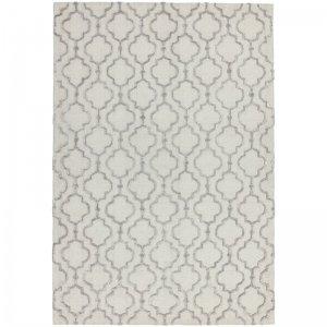 Vloerkleed Dixon - Grey Ogee - Grijs - 120 x 170