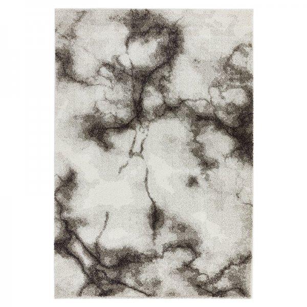 Vloerkleed Dream - Cream Black - Creme - 160 x 230