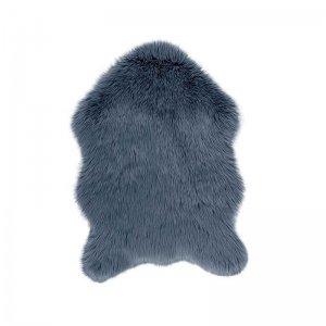 Vloerkleed Fluffy - Blauw
