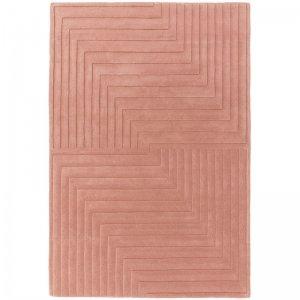 Vloerkleed Form Rug - Pink - Roze - 160 x 230