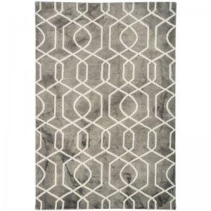 Vloerkleed Fresco Rug - Grey - Grijs - 120 x 170