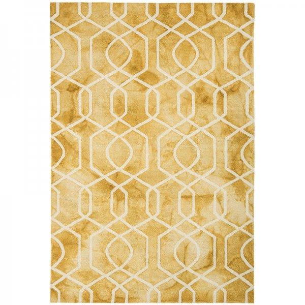 Vloerkleed Fresco Rug - Yellow - Geel - 200 x 300