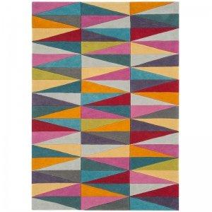 Vloerkleed Funk - Triangles - 200 x 300