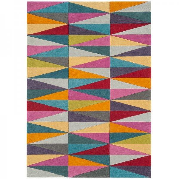Vloerkleed Funk - Triangles - 170 x 240