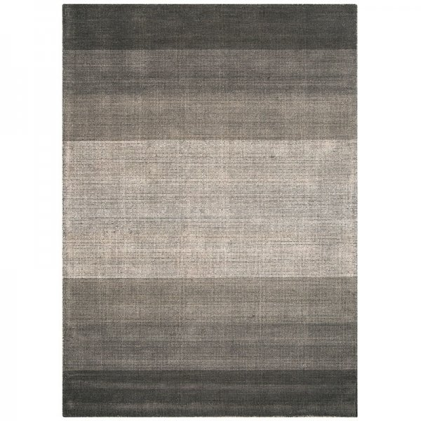 Vloerkleed Hays Rug - Charcoal - Antraciet - 160 x 230