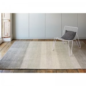 Vloerkleed Hays Rug - Grey - Grijs - 160 x 230
