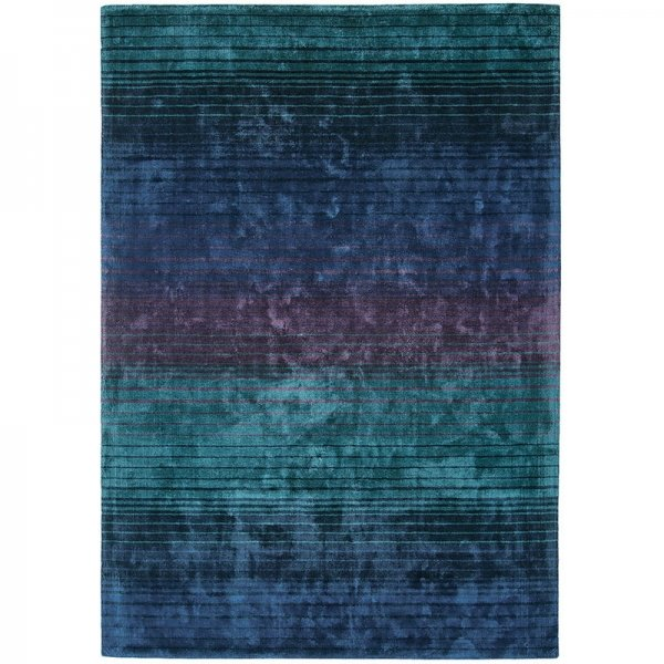 Vloerkleed Holborn - Indigo - Blauw - 120 x 170