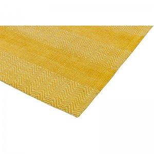Vloerkleed Ives - Yellow - Geel - 160 x 230
