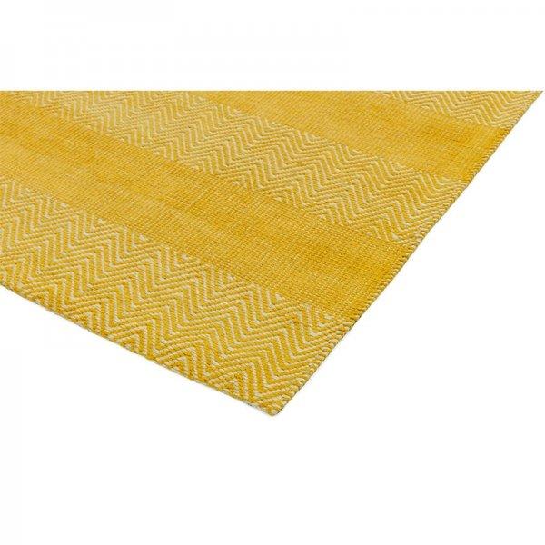 Vloerkleed Ives - Yellow - Geel - 120 x 170