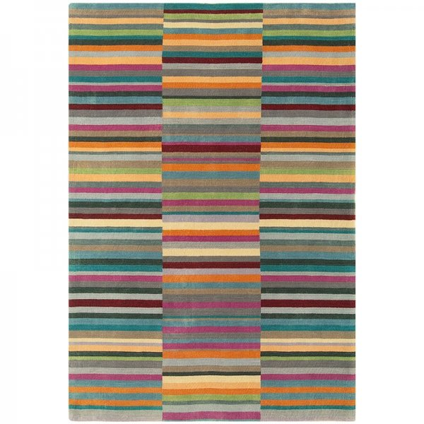 Vloerkleed Jacob Rug - Multi - 200 x 300