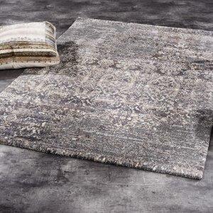 Vloerkleed Juwel Silenta - Bruin - 120 x 170