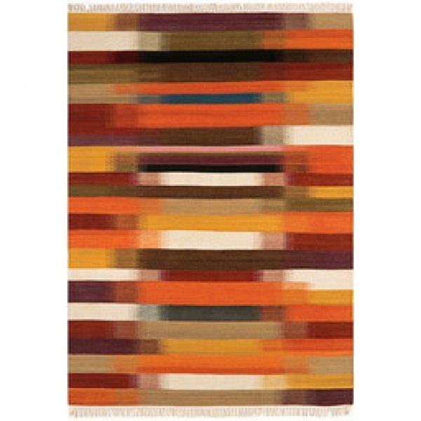 Vloerkleed Kelims Keli - Abu - Bruin - 120 x 170