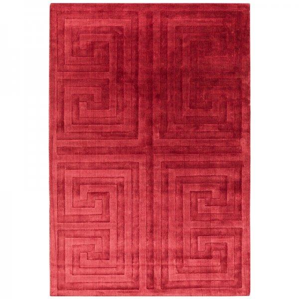 Vloerkleed Kingsley Rug -Red - Rood - 160 x 230