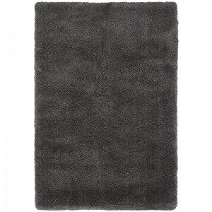 Vloerkleed Lulu Soft Touch - Charcoal - Antraciet - 120 x 170