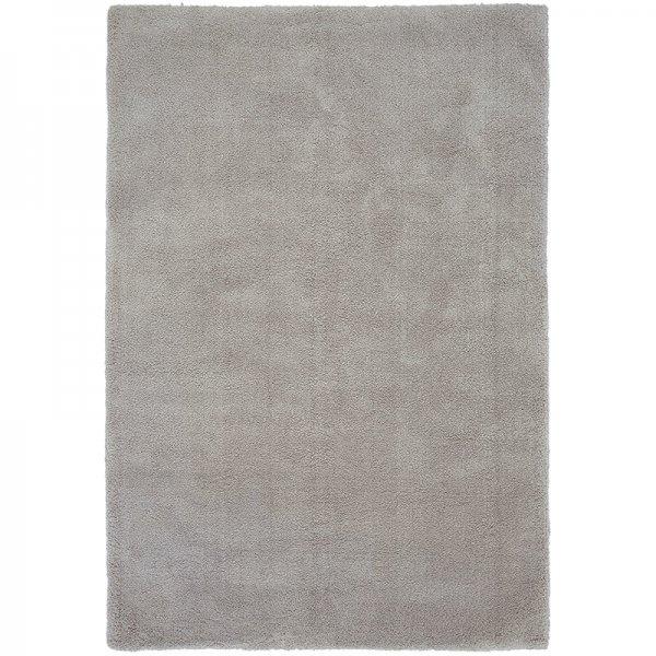Vloerkleed Lulu Soft Touch - Silver - Zilver - 120 x 170