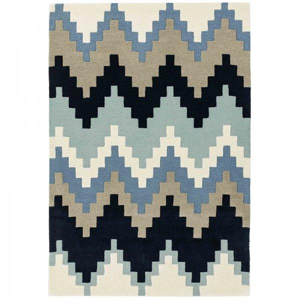 Vloerkleed Matrix Cuzzo - Blue - 120 x 170