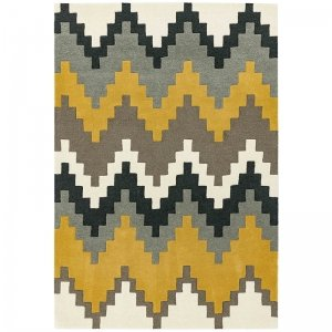 Vloerkleed Matrix Cuzzo - Mustard - 120 x 170