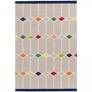 Vloerkleed Matrix - Jewel Grey - 200 x 300