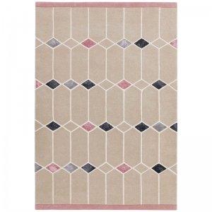 Vloerkleed Matrix - Jewel Pink - 160 x 230