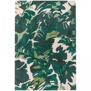 Vloerkleed Matrix - Palm Green - 120 x 170