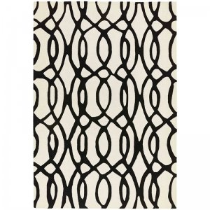Vloerkleed Matrix Wire - White - 200 x 300