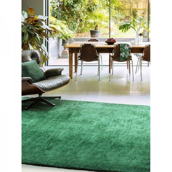 Vloerkleed Milo - Green - Groen - 200 x 290