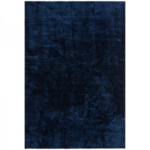 Vloerkleed Milo - Navy - Blauw - 160 x 230