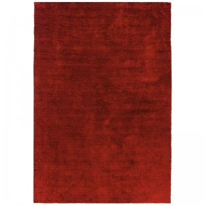 Vloerkleed Milo - Red - Rood - 120 x 170