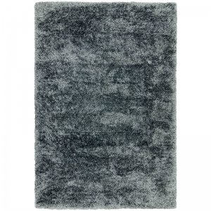 Vloerkleed Nimbus - Slate - Antraciet - 120 x 170