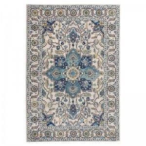 Vloerkleed Nova - Persian - Blauw - 200 x 290