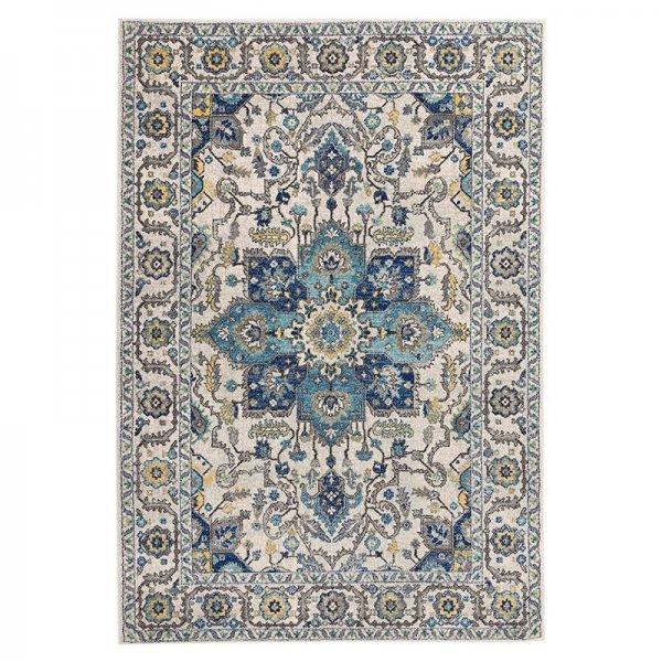 Vloerkleed Nova - Persian - Blauw - 160 x 230