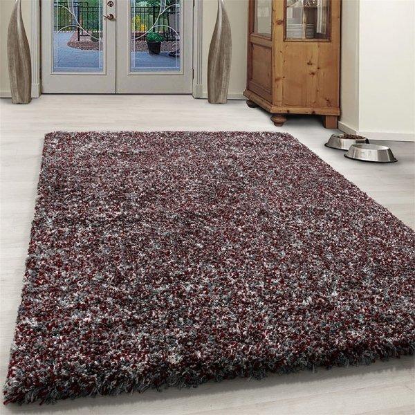Vloerkleed Obe - Rood - 200 x 290