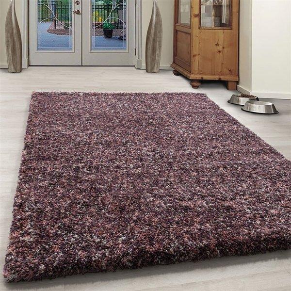 Vloerkleed Obe - Roze - 160 x 230