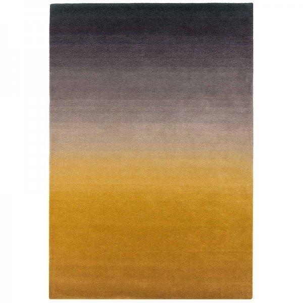 Vloerkleed Ombre Runner - Mustard - Geel - 160 x 230